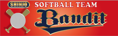SHINJO softball team BANDIT